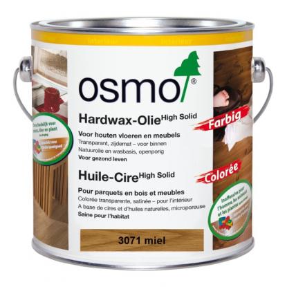 Huile Cire colorée Miel OSMO