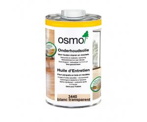 Huile d'entretien blanc OSMO