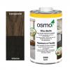 Teinture à l'huile OSMO noire pour bois et parquet