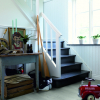Sol stratifié 03367 sensation planche moderne chêne gris blanchi