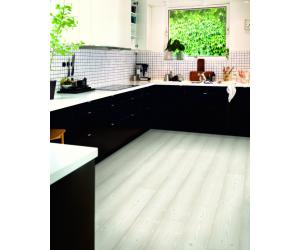 Sol stratifié 03373 sensation planche moderne pin blanc brossé