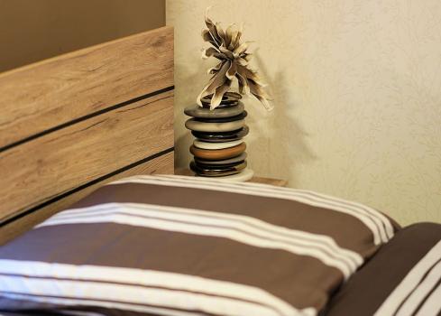 fabriquer tête de lit en parquet