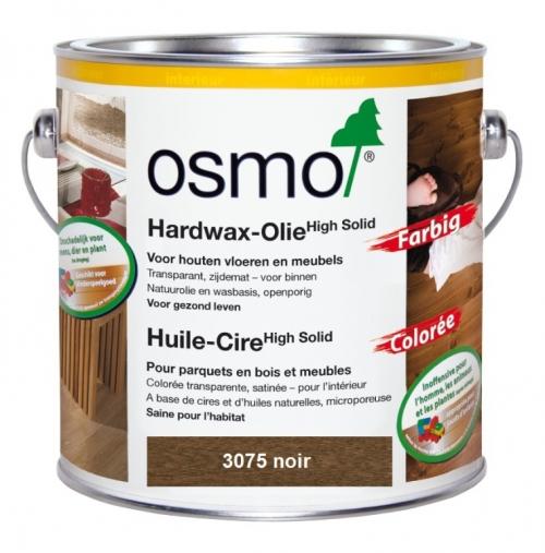 Huile Core colorée Noire OSMO