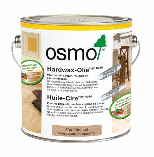 Huile Cire effet naturel OSMO