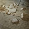 Sol stratifié 03371 sensation planche moderne chêne de ferme