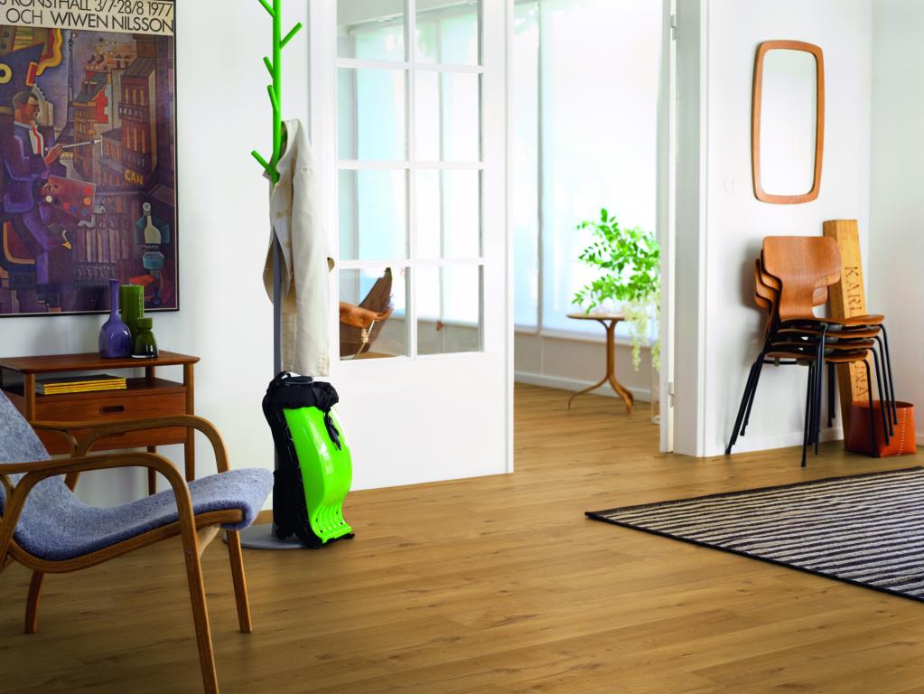 Sol stratifié 03375 sensation planche moderne chêne de village