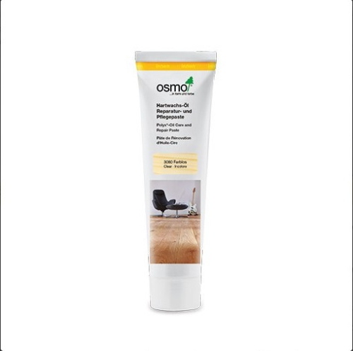 Pâte de rénovation Osmo - Cire-huile incolore 3080