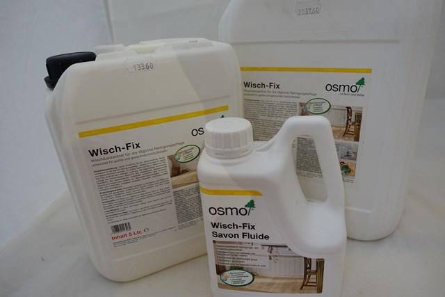 Savon fluide pour le nettoyage des parquets huilés - OSMO 8016