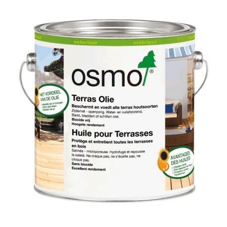 Huile pour terrasse Osmo Bangkiraï 006 en 2,5L