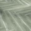 Revêtement de sol : parquet contrecollé en chêne vintage gris
