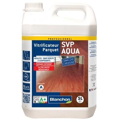Vitrificateur SVP AQUA brut 5L Blanchon